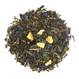 Oolong pêche vanille