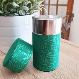 Boîte thé japonaise wushi vert