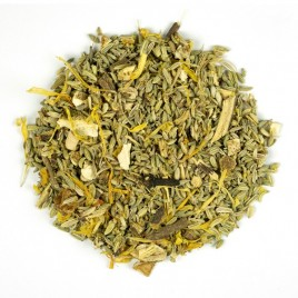 Tisane clou de girofle orange