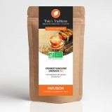 tisane orange sanguine