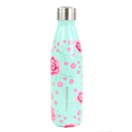 bouteille isotherme cherry blossom yoko design