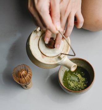 Accessoires thé matcha