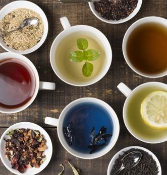 Quelle est la couleur du thé noir