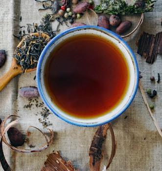 Fermentation du thé noir