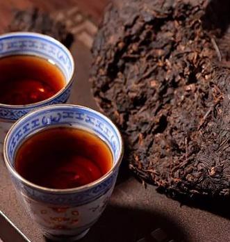 Pu erh ou thé rouge