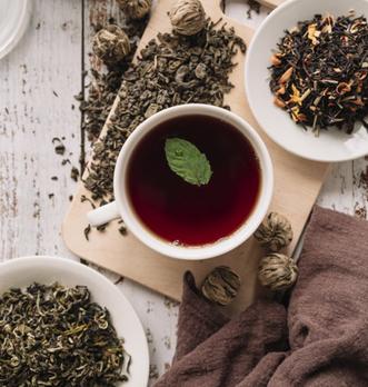 Quelle température pour le thé noir ?
