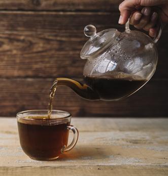 Combien de temps infuser thé noir ?