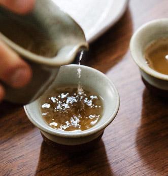 Thé vert ou thé blanc