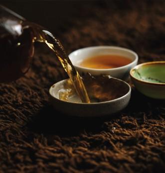 Différents types de thés noirs
