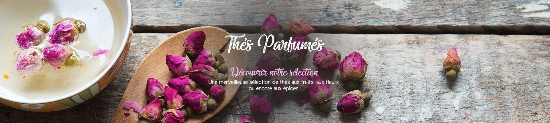 Thé parfumés